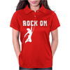 Rock On Mountain Rock Climbing Mountaineering Womens Polo