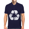 Rock Paper Scissors Cycle Mens Polo