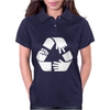 Rock Paper Scissors Cycle Womens Polo