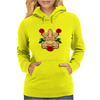 ROCK SCISSORS PAPER Womens Hoodie