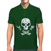 Rock Skull Mens Polo