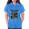 Rockers 50's Womens Polo