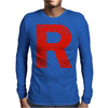 Rocket Mens Long Sleeve T-Shirt