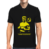 Rocky 4 Ivan Drago Homage Mens Polo