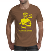 Rocky 4 Ivan Drago Homage Mens T-Shirt