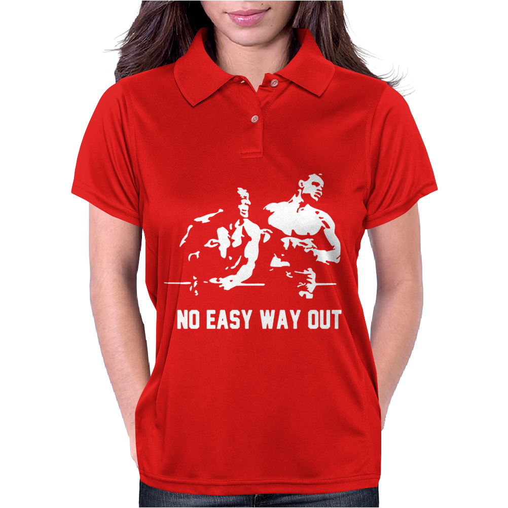 ROCKY BALBOA VS Ivan Drago Womens Polo
