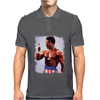 Rocky Movie Master of Disaster The One and Only Apollo Creed Mens Polo