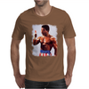 Rocky Movie Master of Disaster The One and Only Apollo Creed Mens T-Shirt