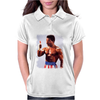 Rocky Movie Master of Disaster The One and Only Apollo Creed Womens Polo