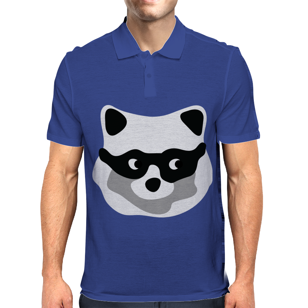 Rogue Racoon Mens Polo