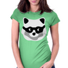 Rogue Racoon Womens Fitted T-Shirt