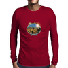 Roi Soleil Mens Long Sleeve T-Shirt