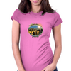 Roi Soleil Womens Fitted T-Shirt