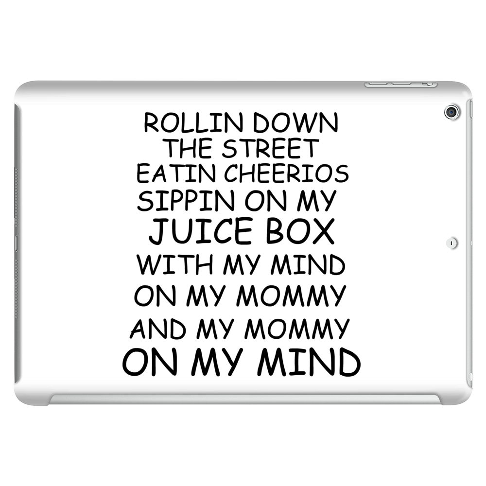 ROLLIN DOWN THE STREET Tablet (horizontal)