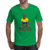 Romania Rugby 2nd Row Forward World Cup Mens T-Shirt