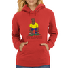 Romania Rugby 2nd Row Forward World Cup Womens Hoodie