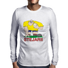 Romania Rugby Forward World Cup Mens Long Sleeve T-Shirt