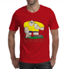 Romania Rugby Forward World Cup Mens T-Shirt