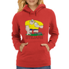 Romania Rugby Forward World Cup Womens Hoodie
