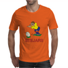 Romania Rugby Kicker World Cup Mens T-Shirt