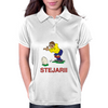 Romania Rugby Kicker World Cup Womens Polo