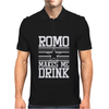 Romo Makes Me Drink Mens Polo