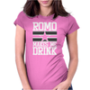 Romo Makes Me Drink Womens Fitted T-Shirt