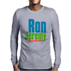 Ron Jeremy Appreciation Society Mens Long Sleeve T-Shirt