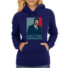 Ron Swanson President Parks Womens Hoodie