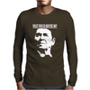 Ronald Reagan American President Mens Long Sleeve T-Shirt
