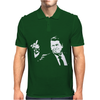 Ronald Reagan Flipping Mens Polo