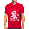 Ronaldinho Soccer World Star Mens Polo