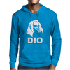 Ronnie James Dio Mens Hoodie