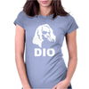 Ronnie James Dio Womens Fitted T-Shirt