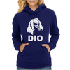 Ronnie James Dio Womens Hoodie