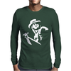 Ronnie Van Zant 2 Mens Long Sleeve T-Shirt