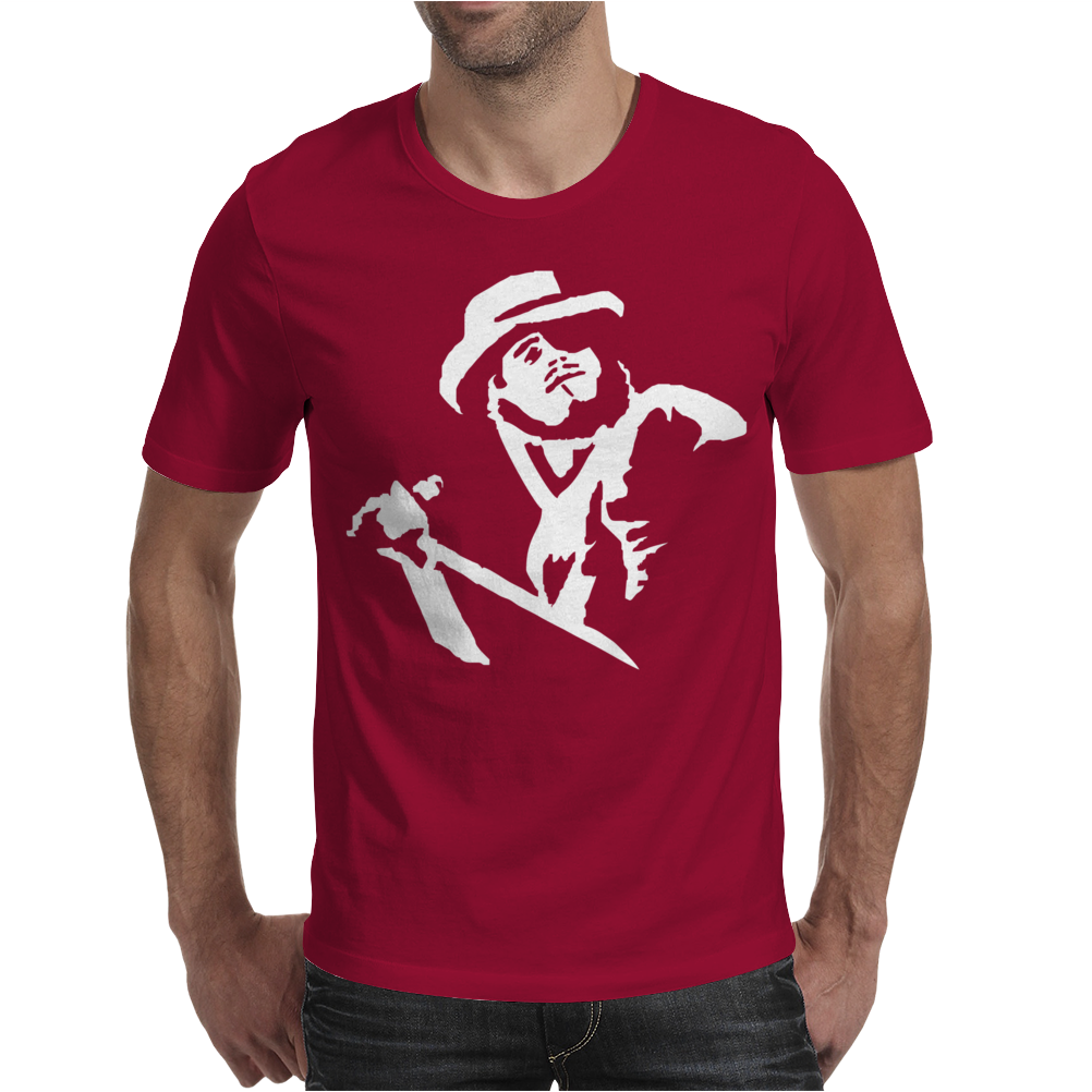 Ronnie Van Zant 2 Mens T-Shirt