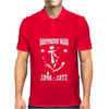 Ronnie Van Zant Tribute Mens Polo