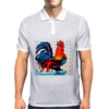 ROOSTER  DOODLE DO Mens Polo