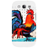 ROOSTER  DOODLE DO Phone Case