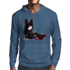 Rory Mercury in Panty and Stocking Style Mens Hoodie