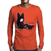 Rory Mercury in Panty and Stocking Style Mens Long Sleeve T-Shirt