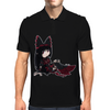 Rory Mercury in Panty and Stocking Style Mens Polo