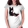 Rory Mercury in Panty and Stocking Style Womens Fitted T-Shirt