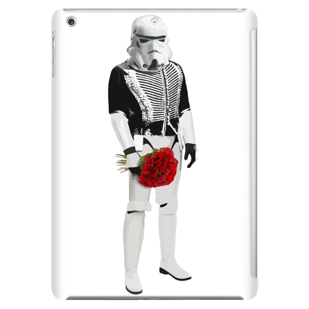 Rose Trooper Tablet (vertical)