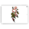 Rose Vine Tablet (horizontal)