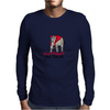 Rotifant on tour Mens Long Sleeve T-Shirt