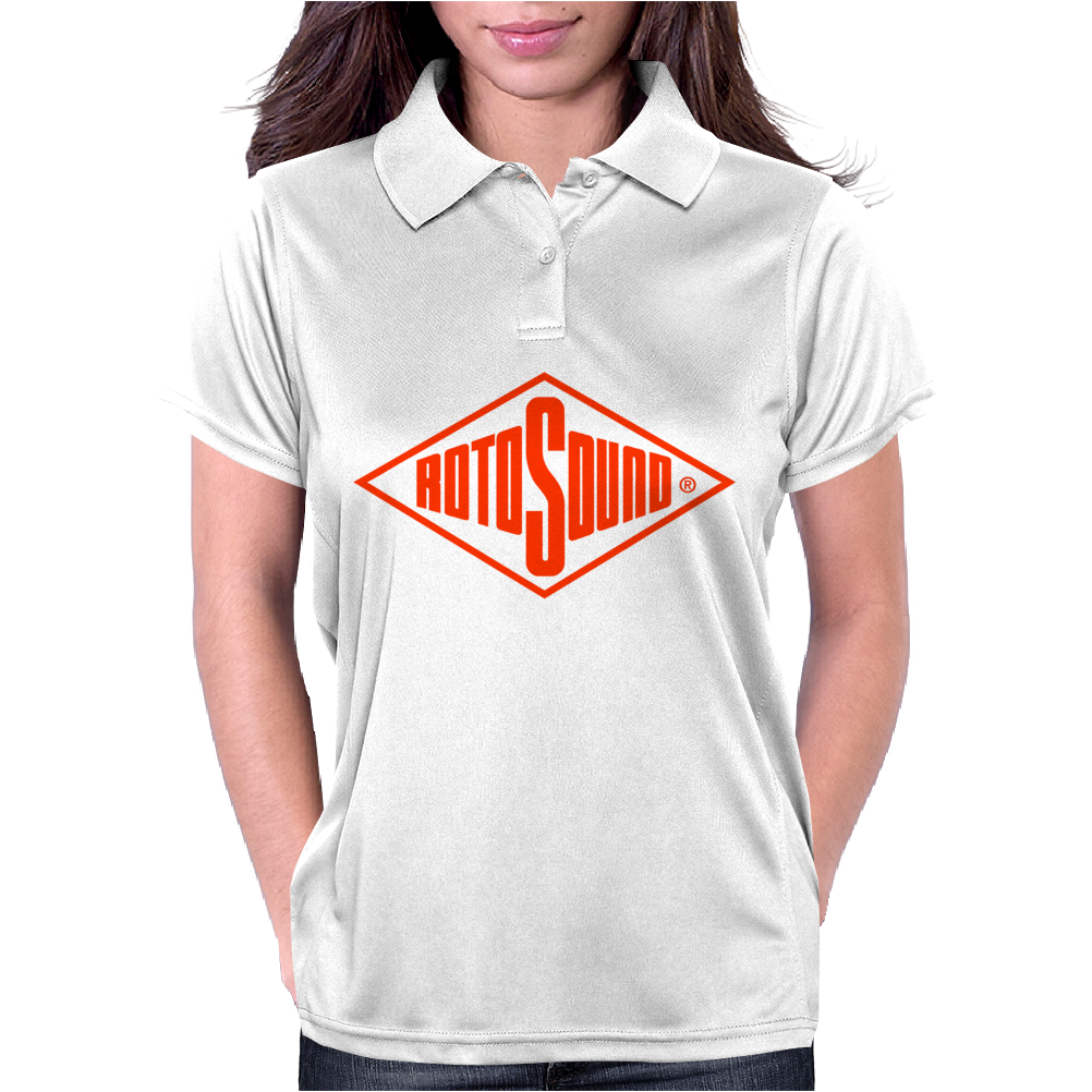 ROTOSOUND NEW Womens Polo
