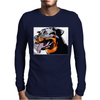 Rottweiler Mens Long Sleeve T-Shirt