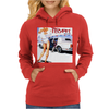Rough Cutt Wants You! Womens Hoodie